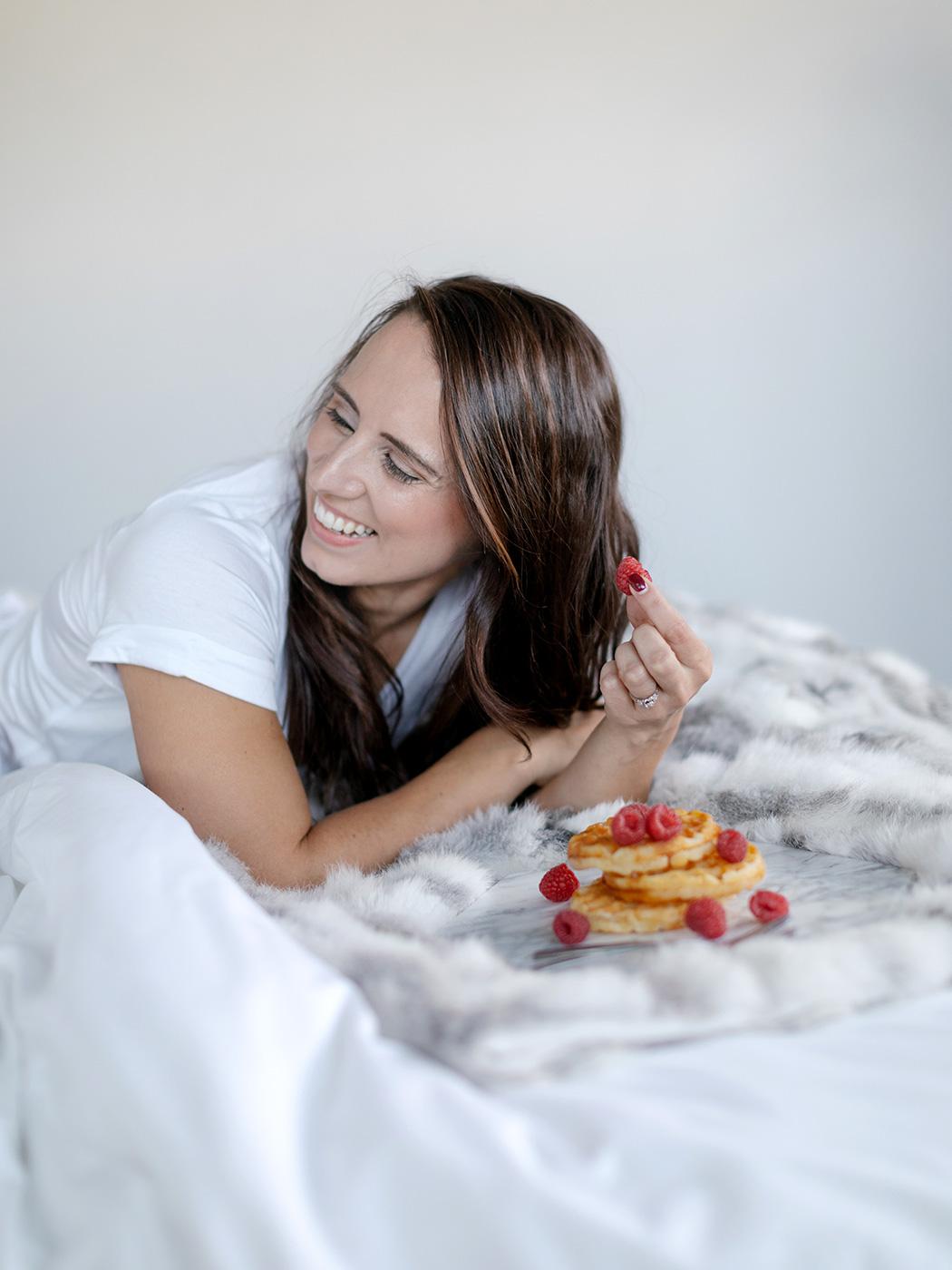 Breakfast in Bed | Rensche Mari