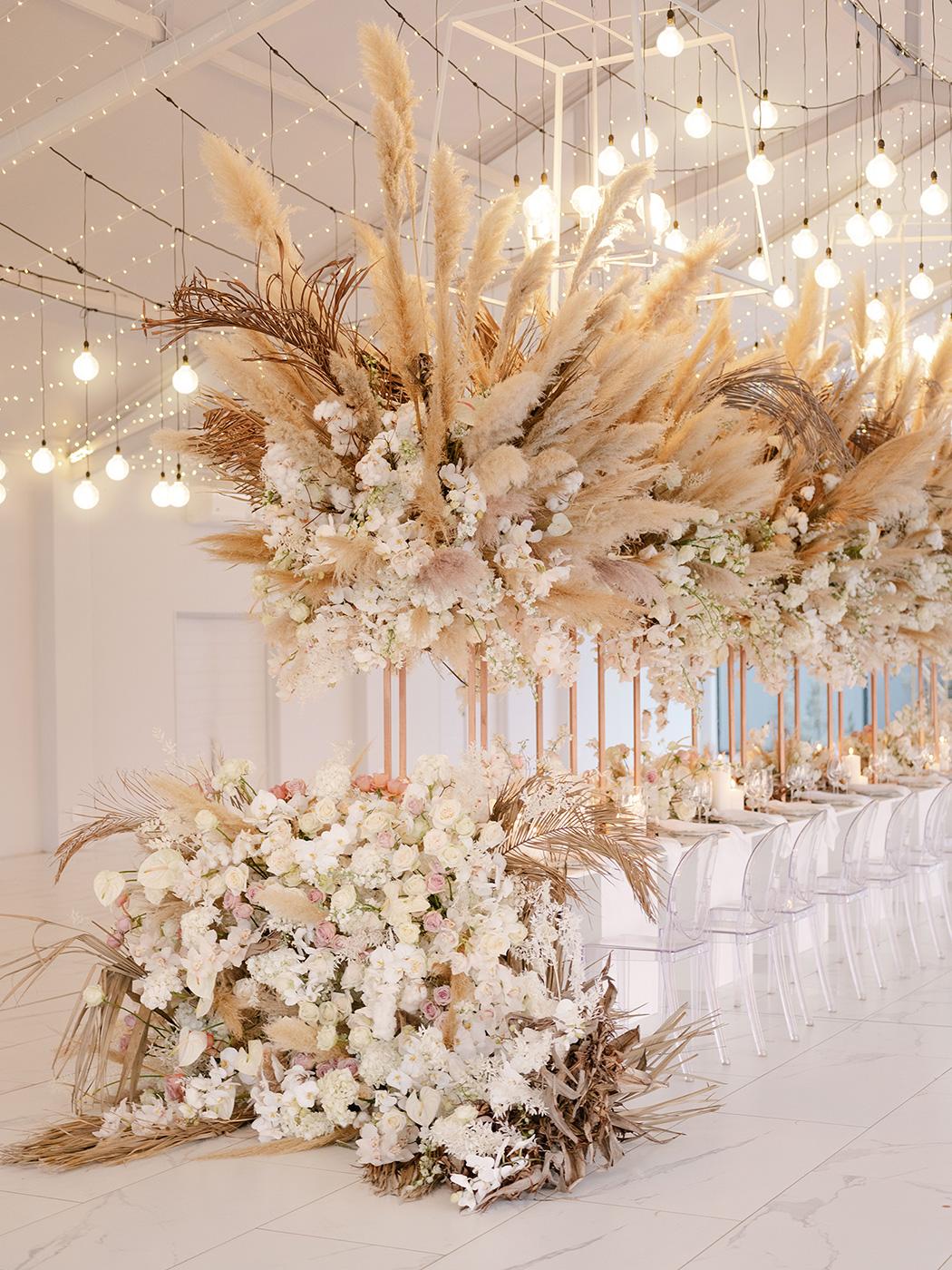 Wedding tablescape | Zavion Kotze Events | Rensche Mari Photography