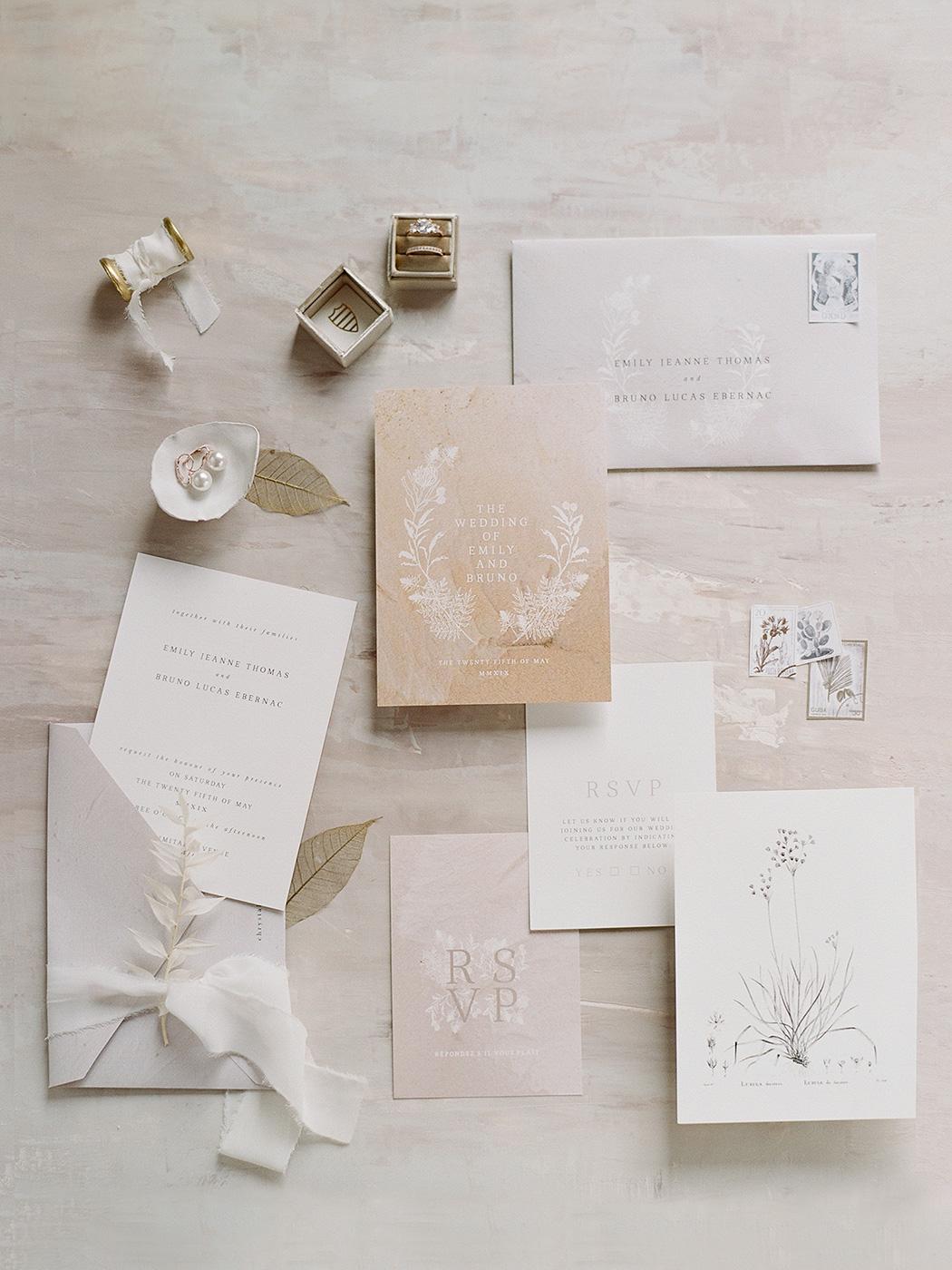 Wedding Stationery | Chrystalace | Rensche Mari