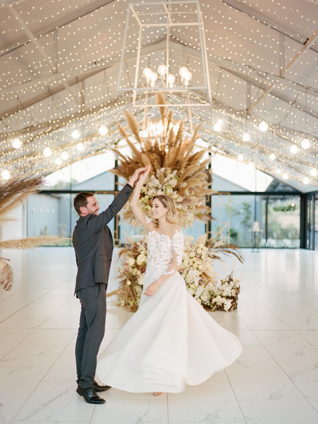 Wedding Dress by Elli-Nicole Bridal   Rensche Mari
