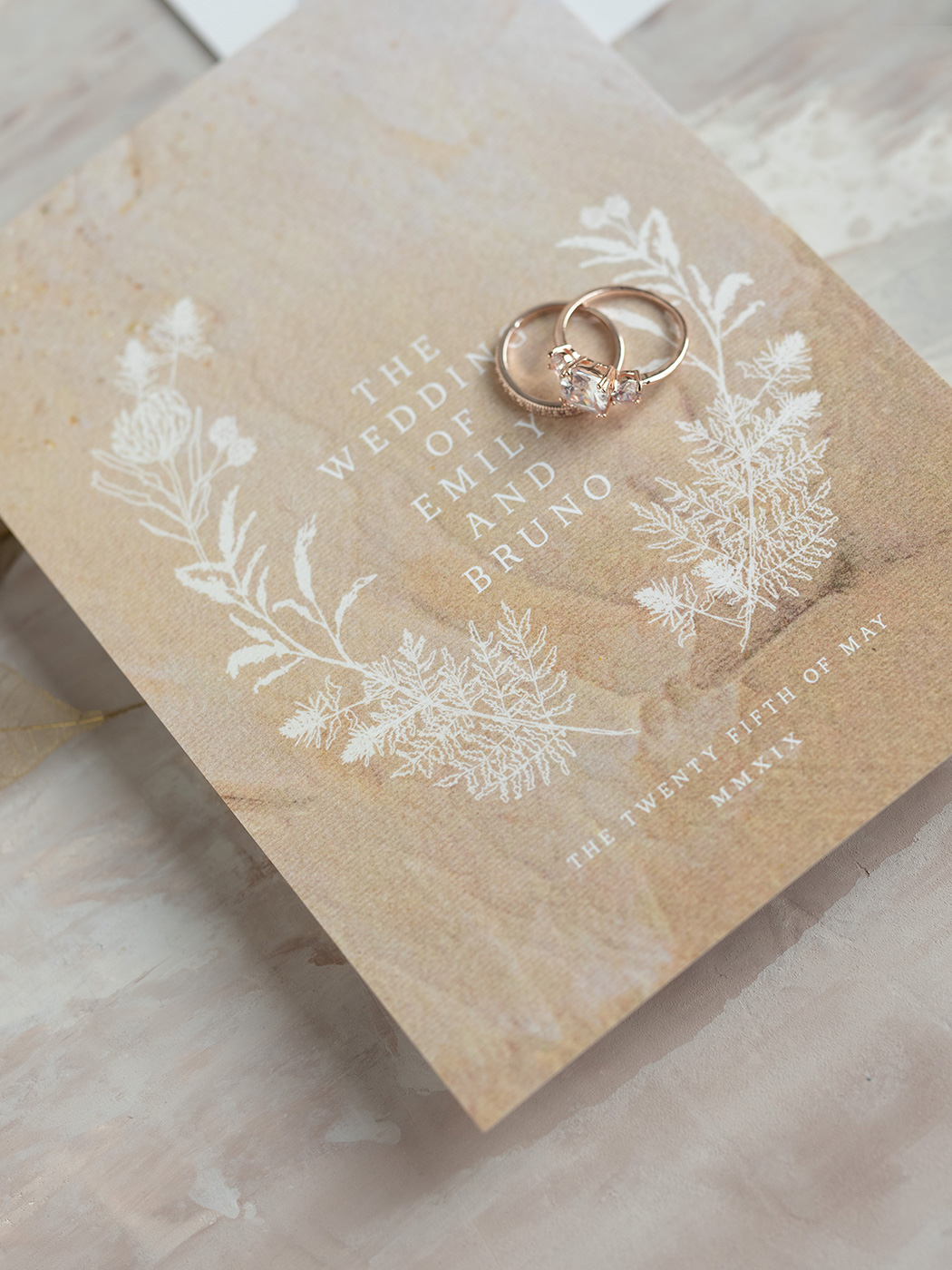 Wedding Stationery by Chrystalace | Rensche Mari