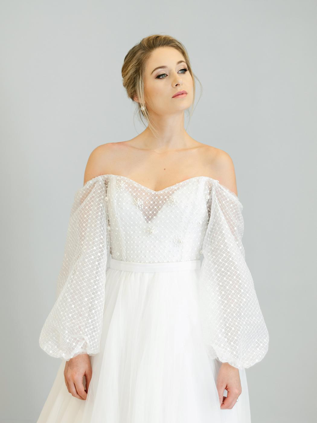 Wedding Dress by Elli-Nicole Bridal | Rensche Mari