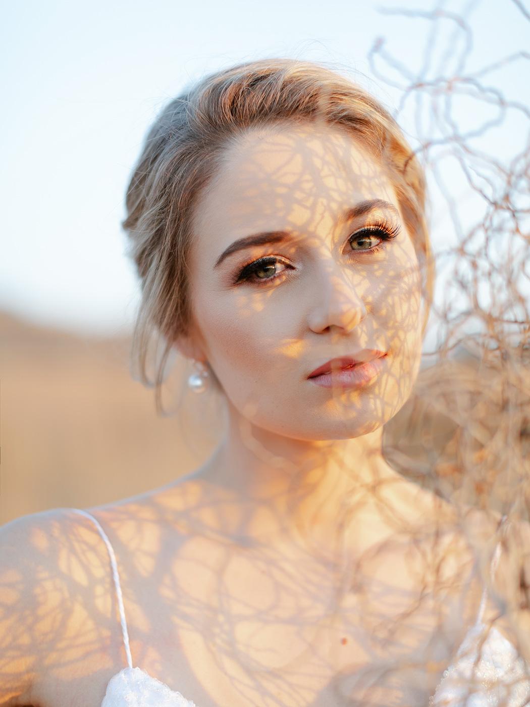 Sunset Portrait   Rensche Mari