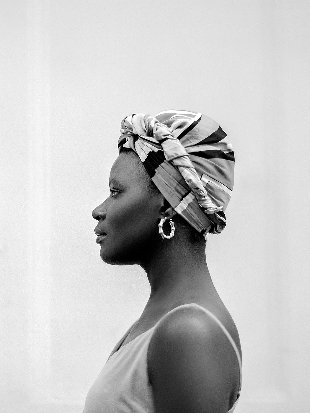 Profile Portrait | Rensche Mari