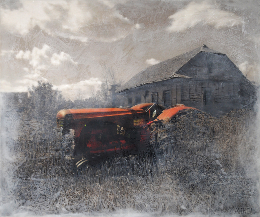 Red Tractor   (NA)