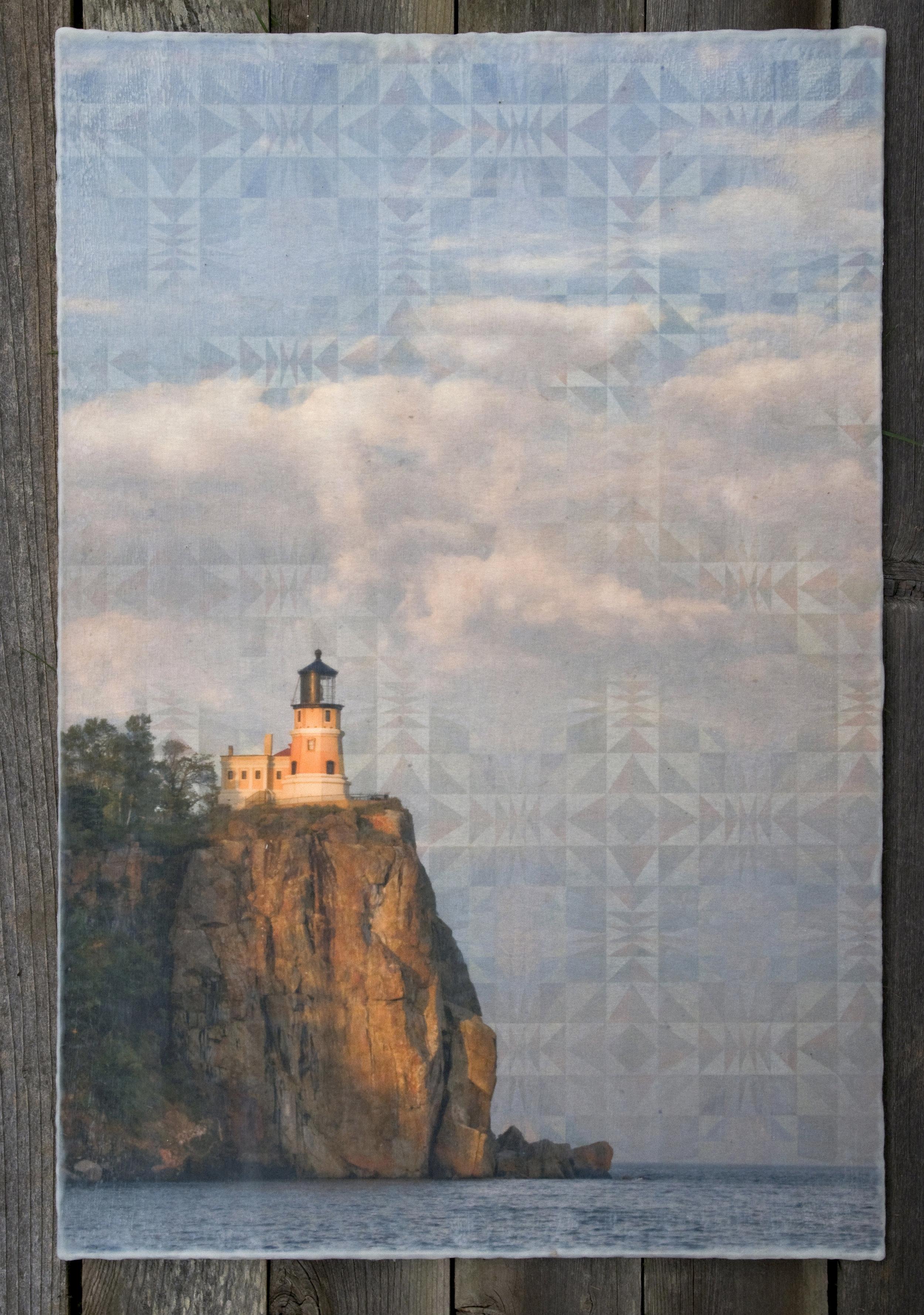 Split Rock   (25x35)