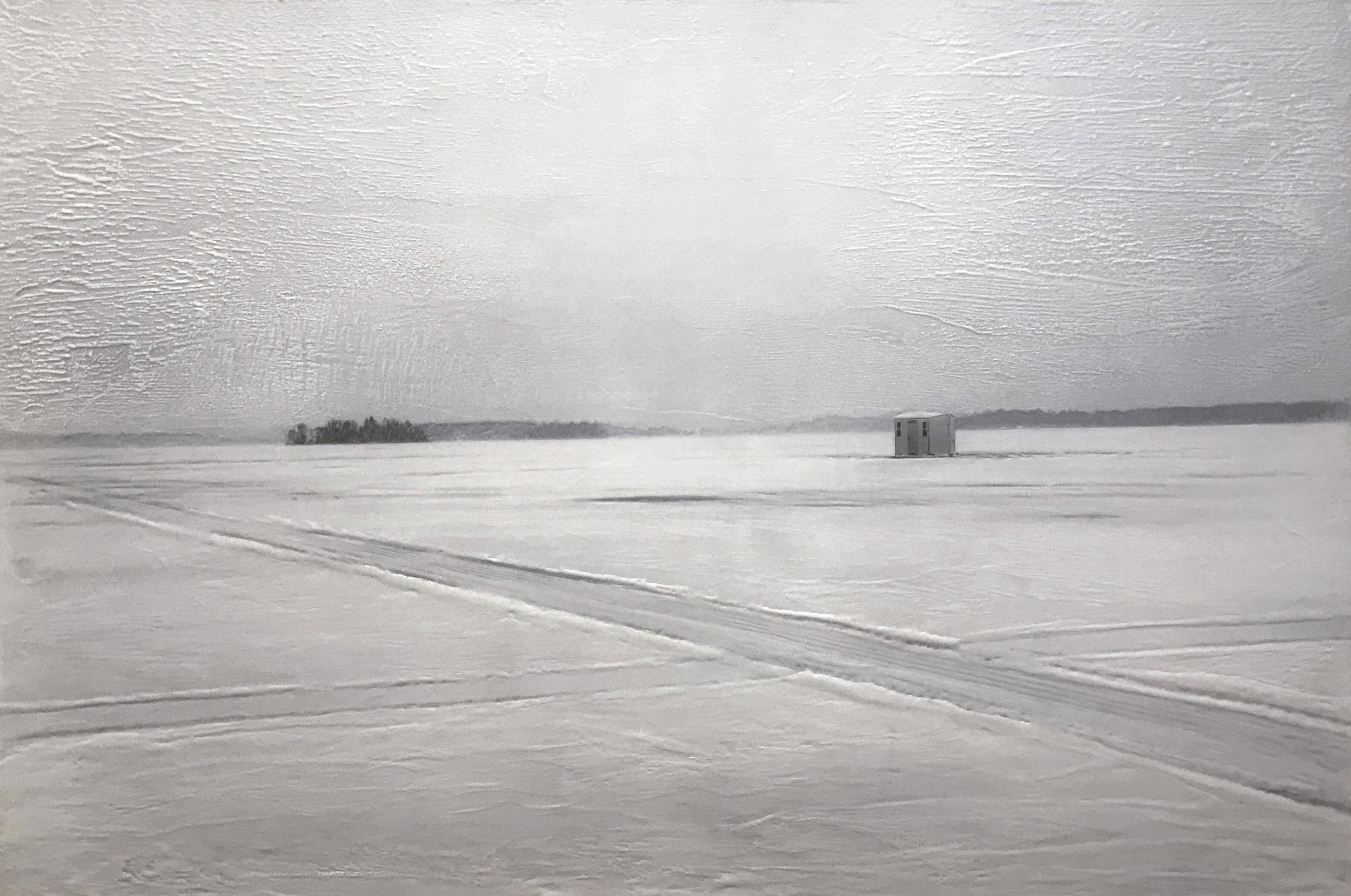 Winter Solitude   (30x45)