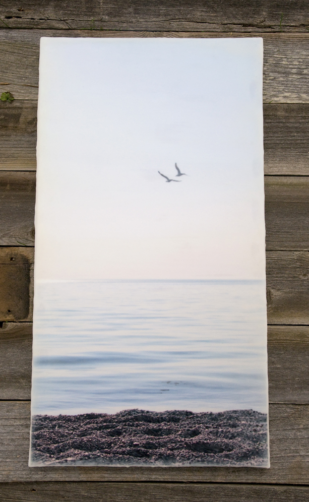 Two if By Sea   (16x30)