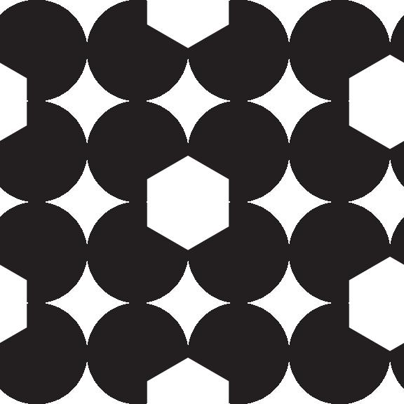 #2 - Circle/Hex | HeatherRoth.com/experiments