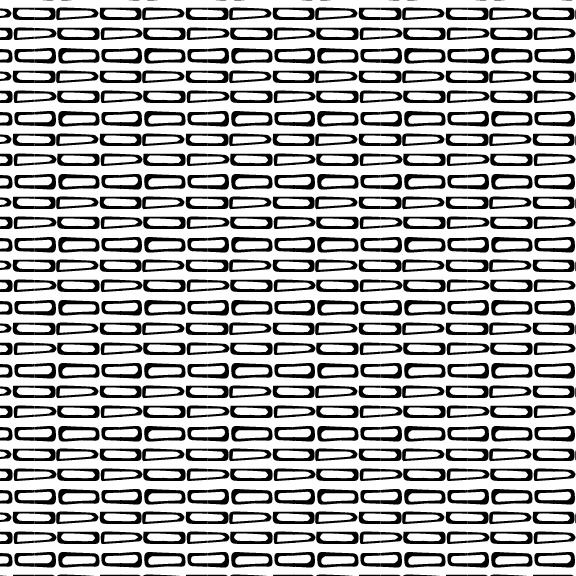 #11 - Pill Stripe | HeatherRoth.com/experiments