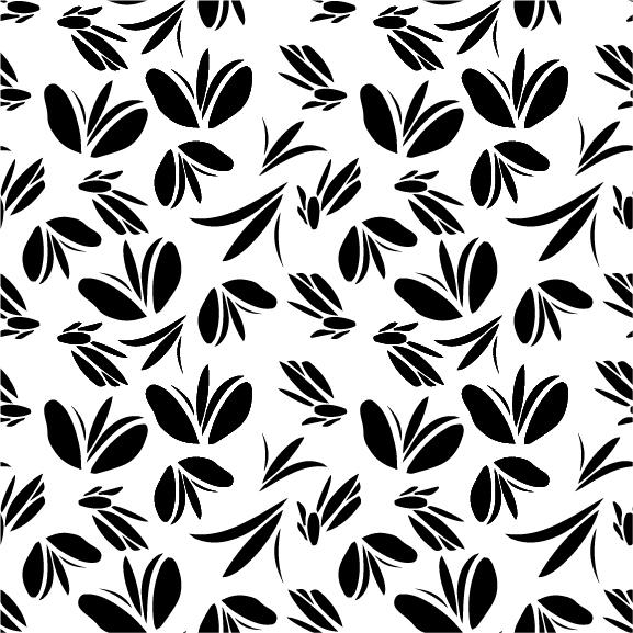 #12 - Spray Floral | HeatherRoth.com/experiments