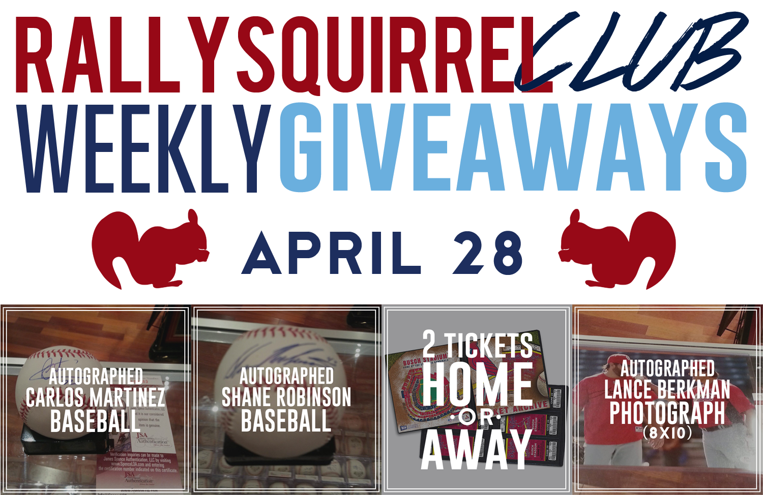 We're going Crazy in week 4 and getting seriously awesome in giveaways.