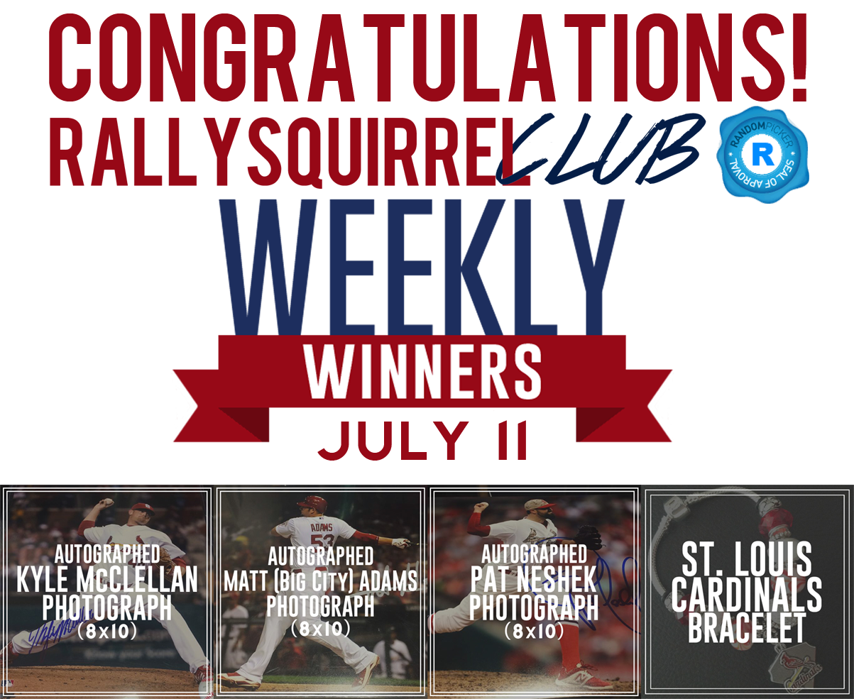 Congratulations to the Winners