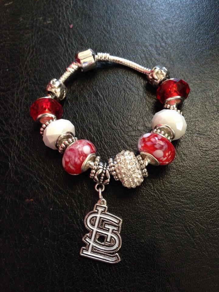 STL Charm Bracelet  Click to enlarge