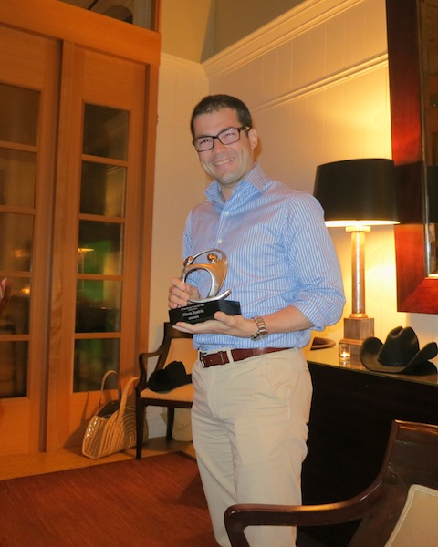 Employee Recognition Award Created for Baume & Mercier