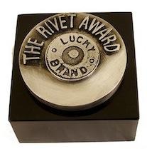 Lucky Rivet Award