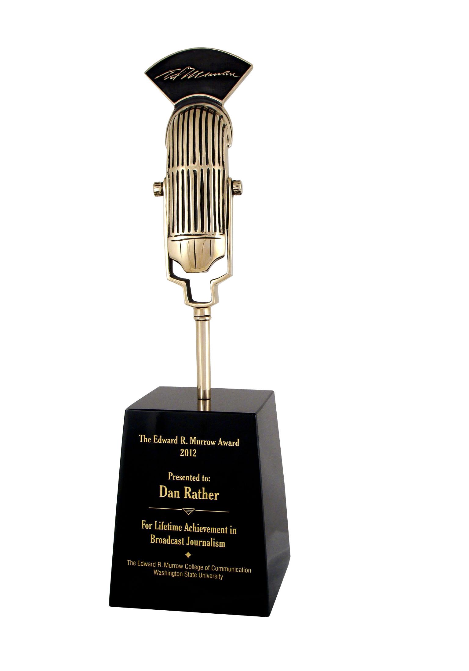 Edward R. Murrow Lifetime Achievement Award