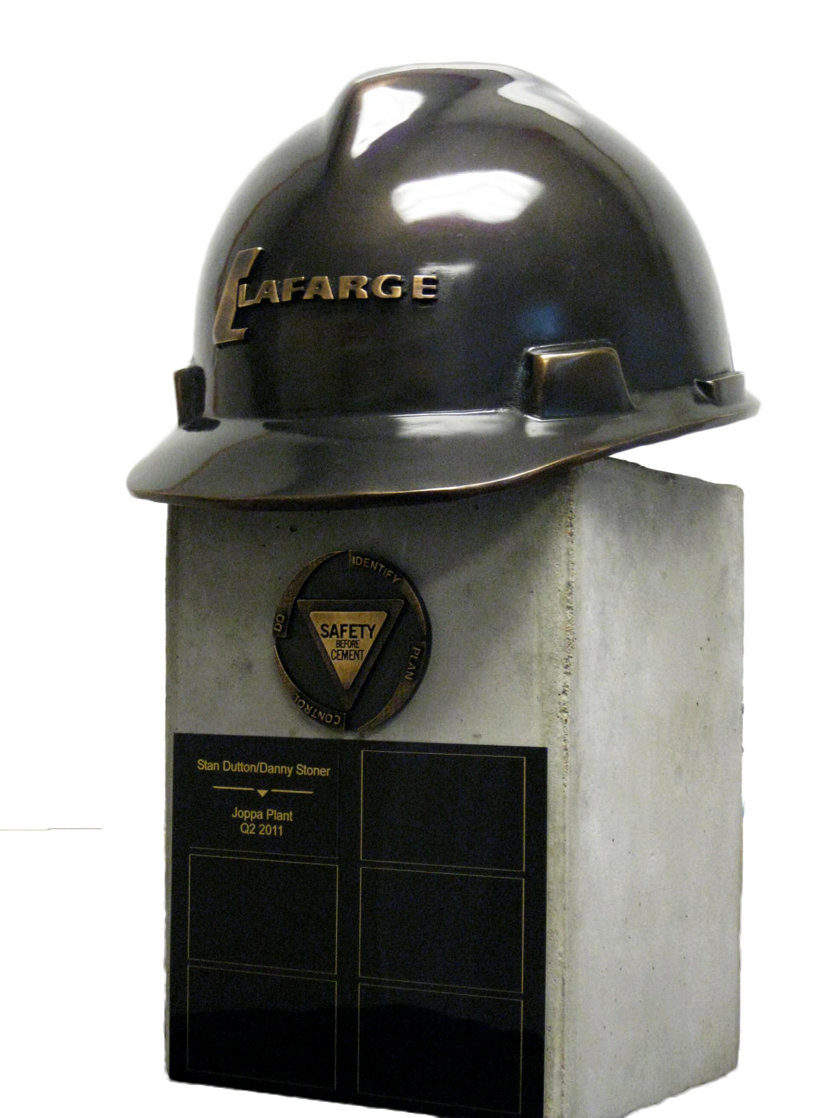 Concrete Base Example