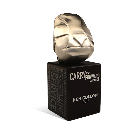 "Wounded Warrior Project ""Carry Forward Awards"""