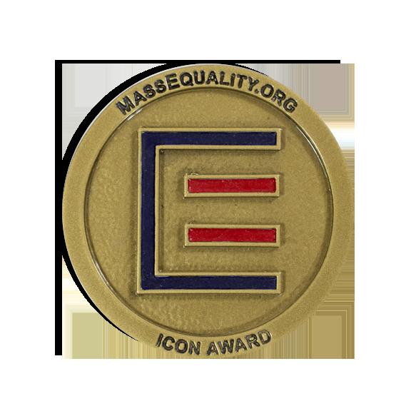 Powder-Coated Medallion