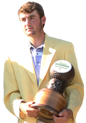 2014 Champion Scottie Scheffler