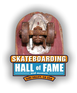 Skateboarding Hall of Fame Logo