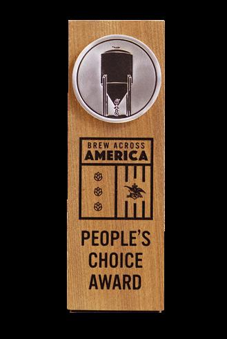 Anheuser-Busch 'Brew Across America Awards