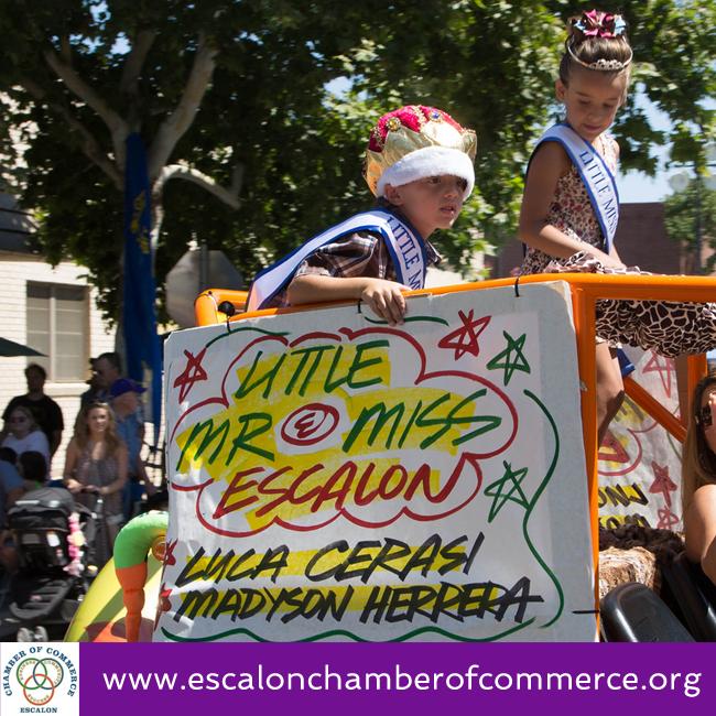 2014 Little Mr. and Miss Escalon