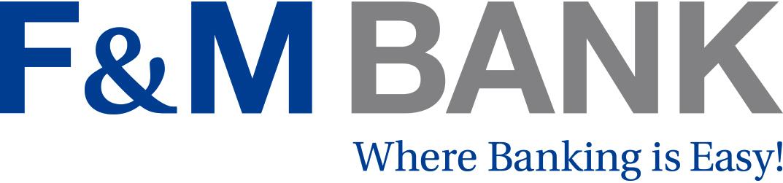 2017 Logo F&M Where Banking is Easy.jpg