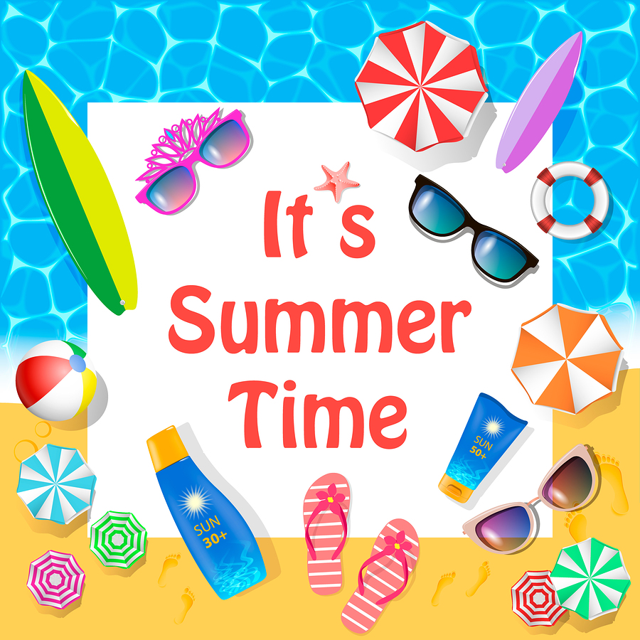 It's Summer Time!! — Escalon Chamber of Commerce
