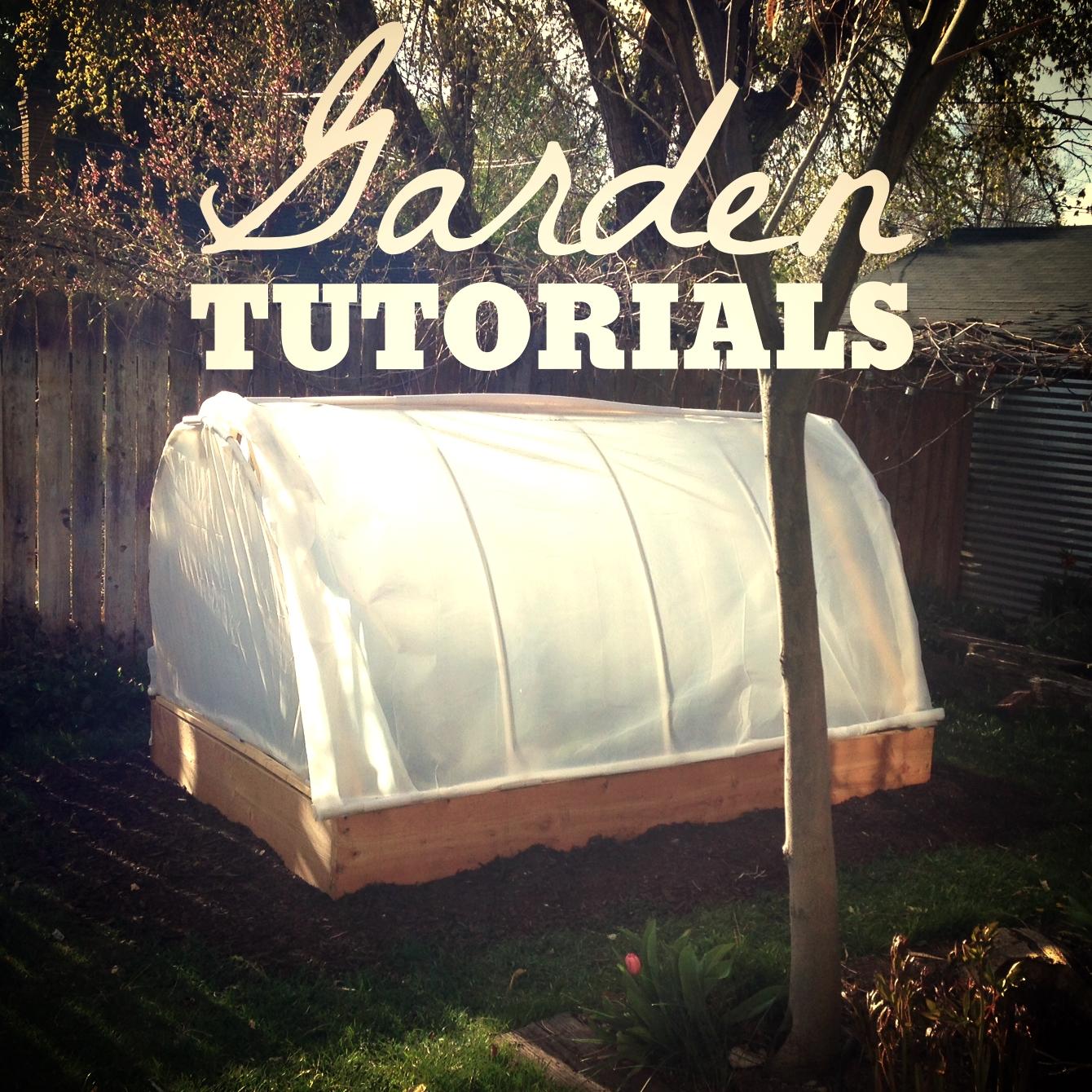 GardenTutorials