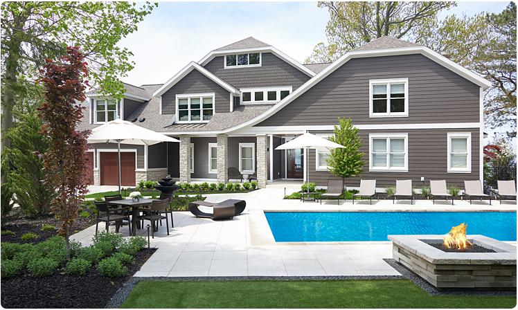 Lake House - Holland, Michigan