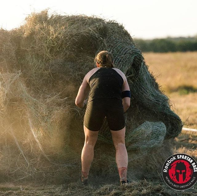 Coming into 2019 race season like trying to push a bail of hay that is no longer stringed together. .  I am super excited to be invited back to the Spartan Pro Team for my 4th year in a row. However after a recent diagnosis with adrenal fatigue, recovery/training has been a whole lot of two steps forward-10 steps back. I haven't quite figured out how to talk about this diagnosis yet. Everybody deals with stress (not just mental stress but the physical kind too) differently. In my case it wasn't so much about over training but rather under-recovery during day to day life outside of training. So as much as I was hoping to starting my season in Seattle this weekend my body is just not ready for racing yet. -  Good luck to all my fellow Canadians racing this weekend and all my other American pals. I'll be cheering my heart out  from the sidelines this weekend.  #spartanpro  #spartanracecanada  #ocr