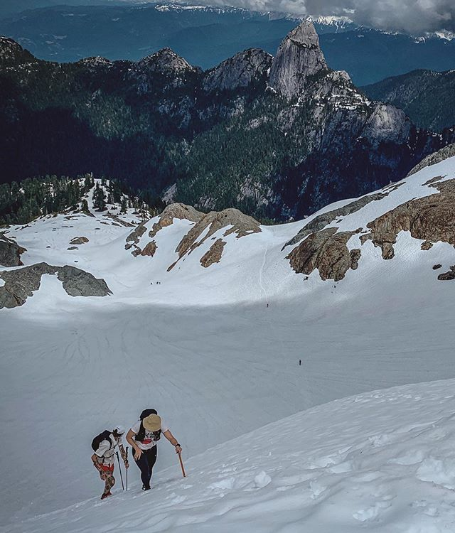 Alpine newb. #stoked [o] @jsparls