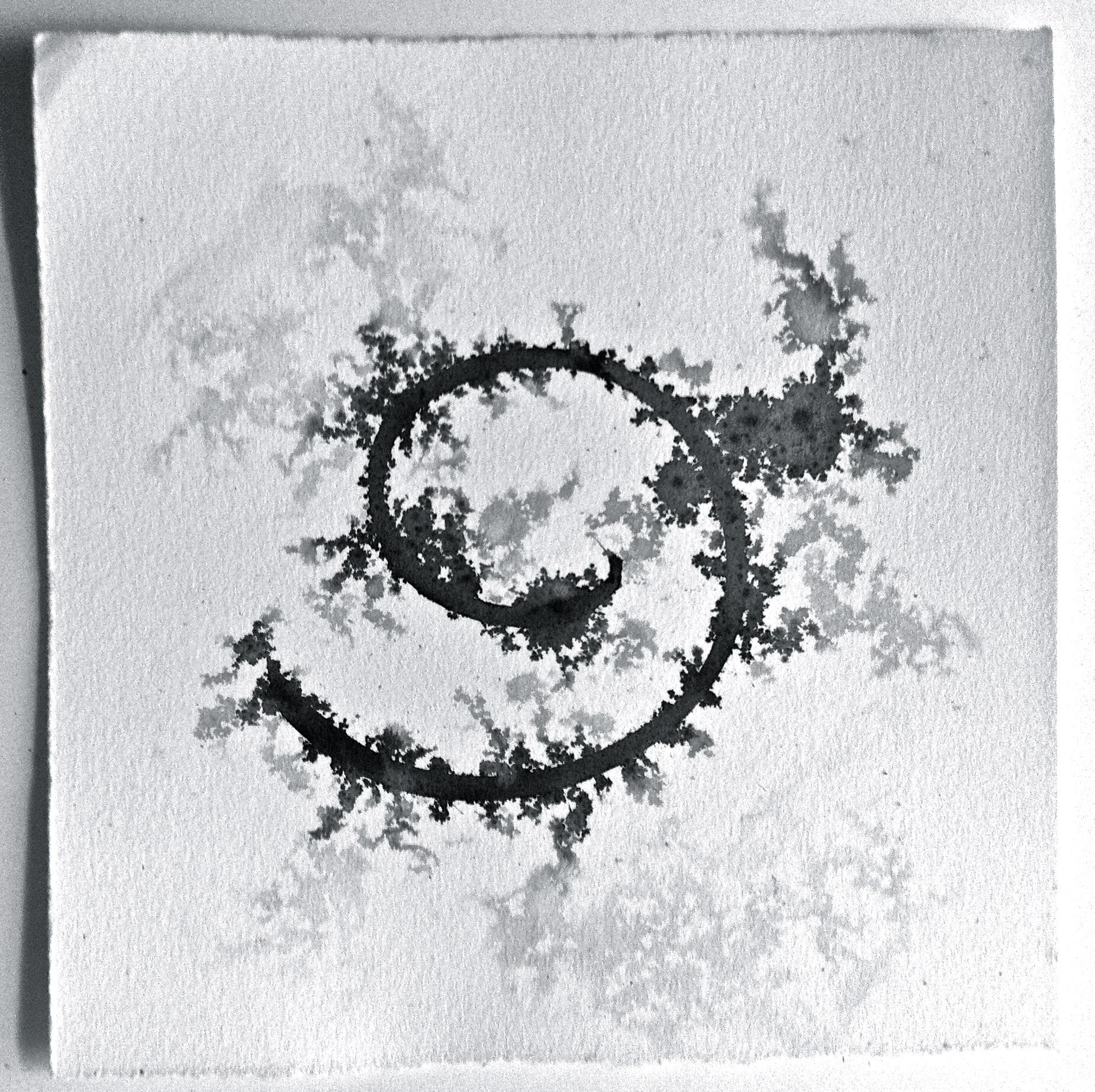 sumi ink, 2013