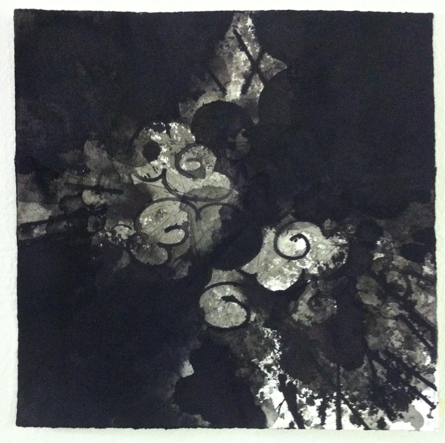 sumi ink, 2014