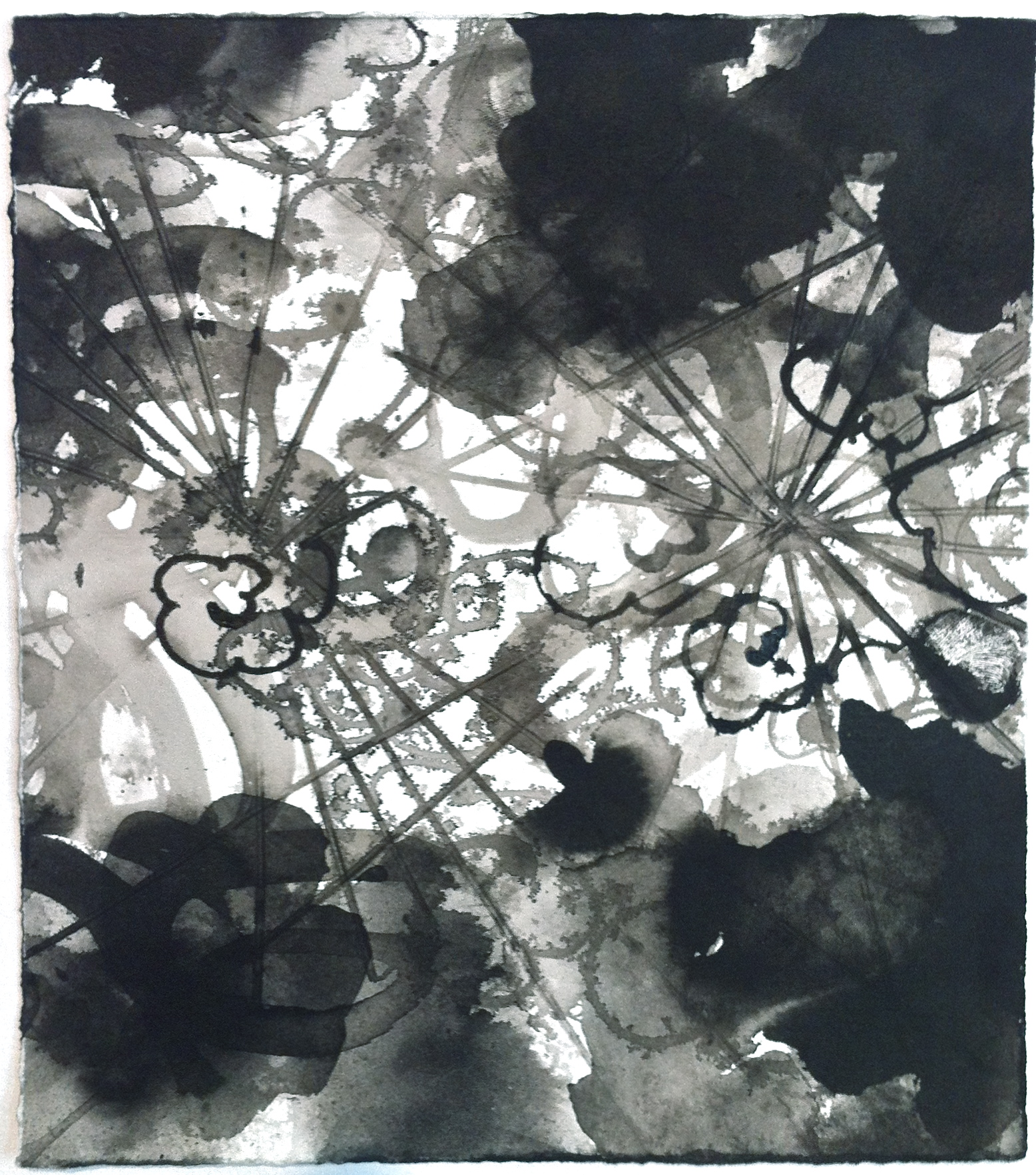 XX.1, sumi ink, 2014