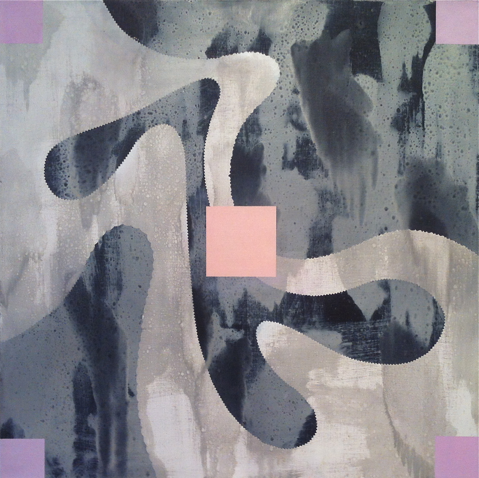 Ryderesque, 35 x 35, oil on linen, 2014