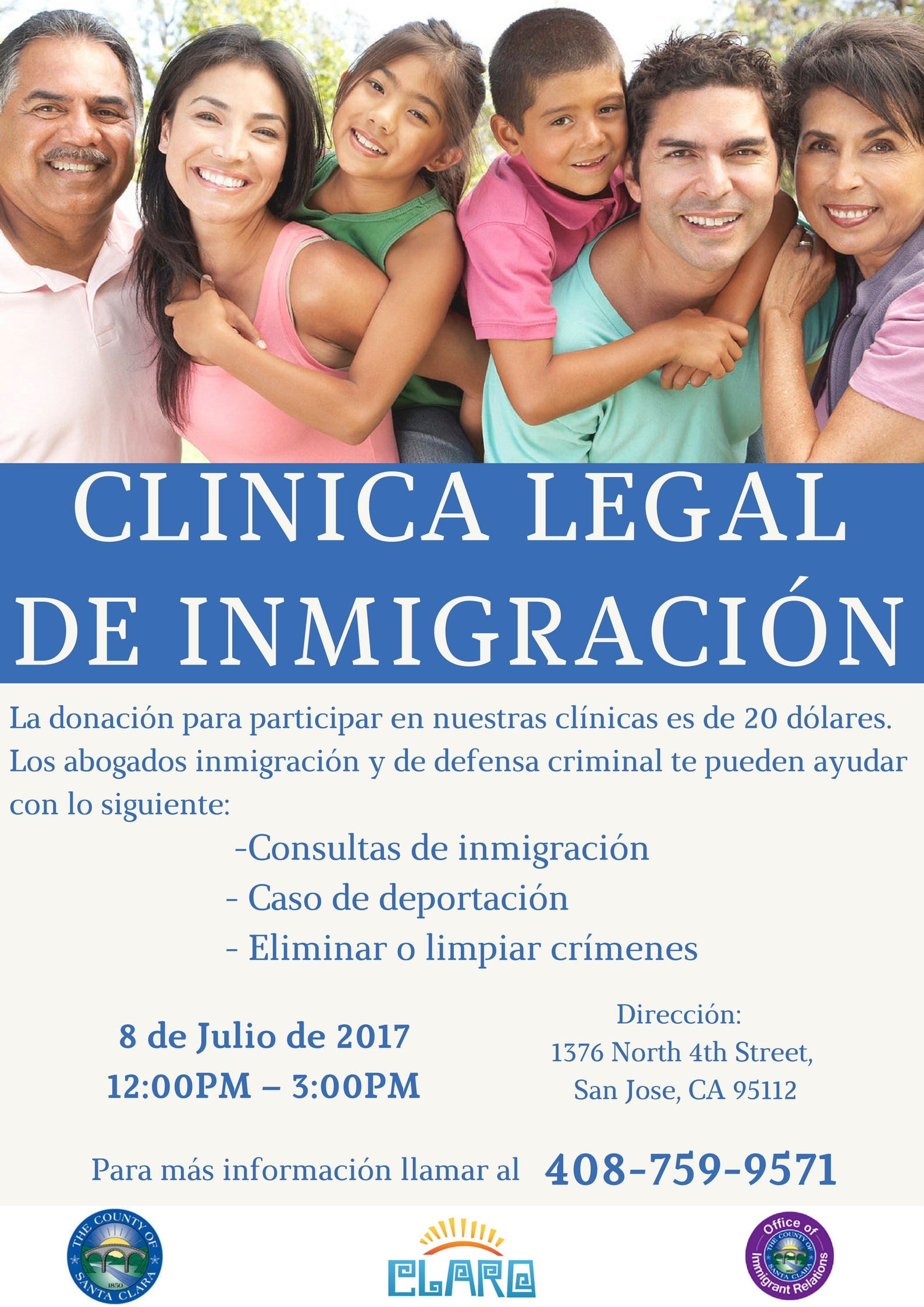 CLARO Clinica Legal