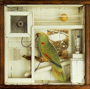 """The Hotel Eden"" by Joseph Cornell, 1945"