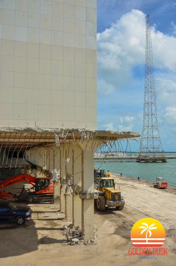 Miami Herald Building Demolition