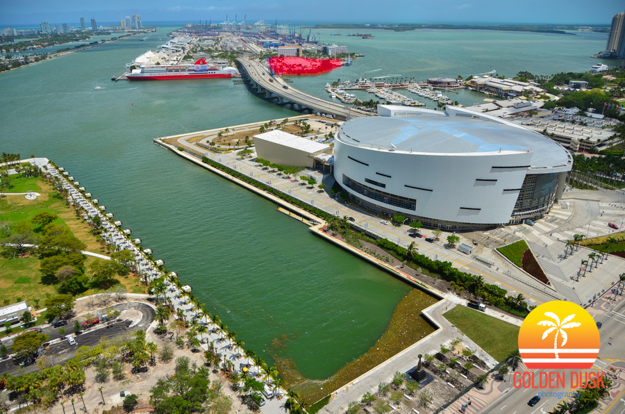 Two Options for the Soccer Stadium - The Boat Slip or The Port of Miami