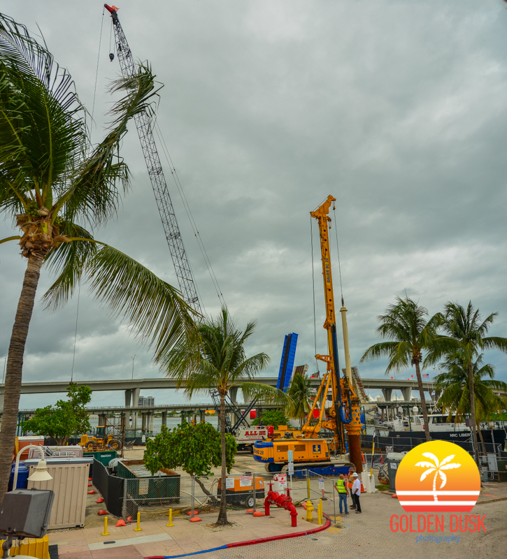 SkyRise Miami Construction