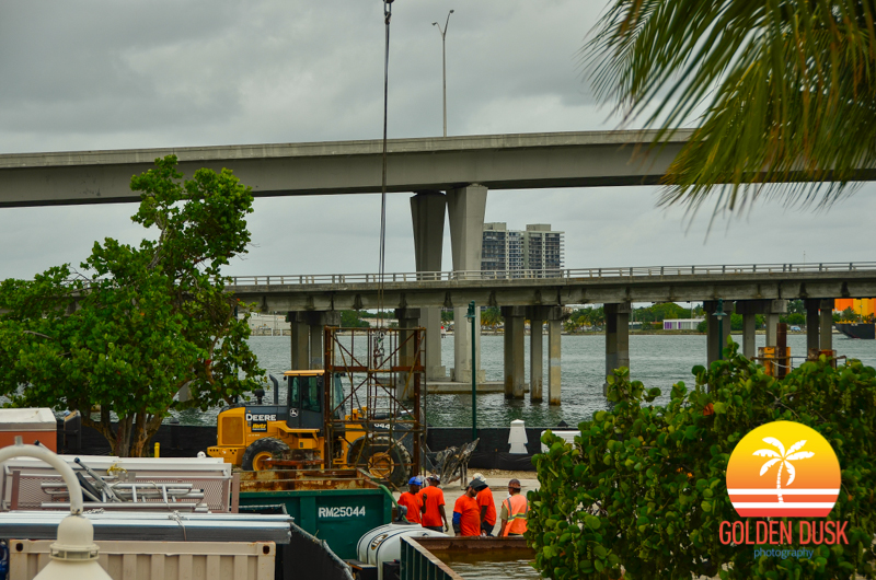 SkyRise Miami Construction