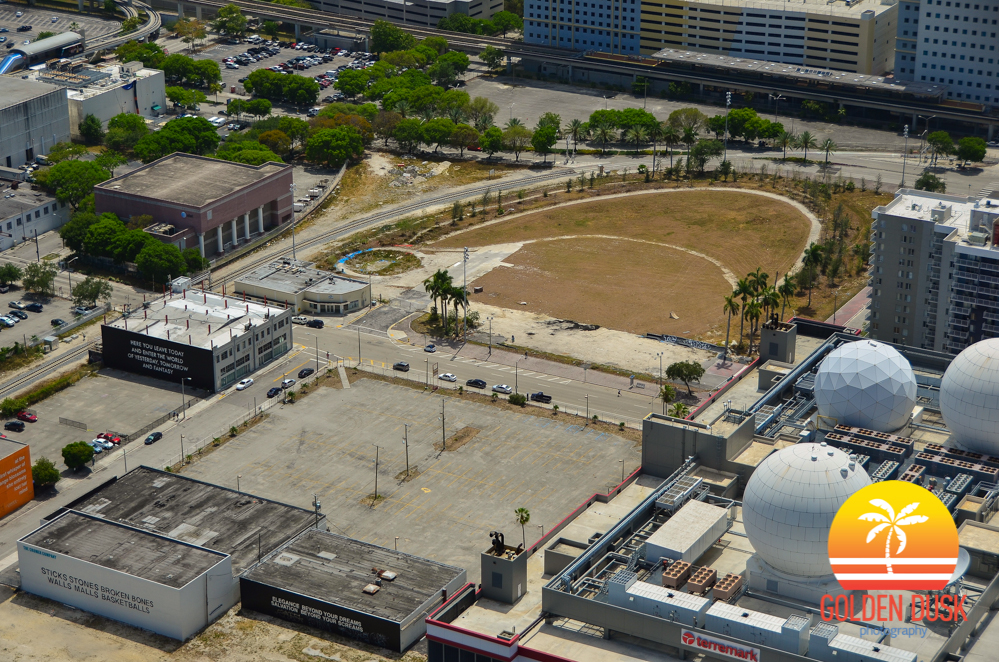 Site of Marriott Hotel & Expo Center