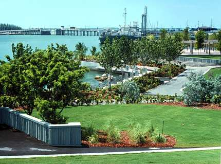 Bicentennial Park Miami 1970's
