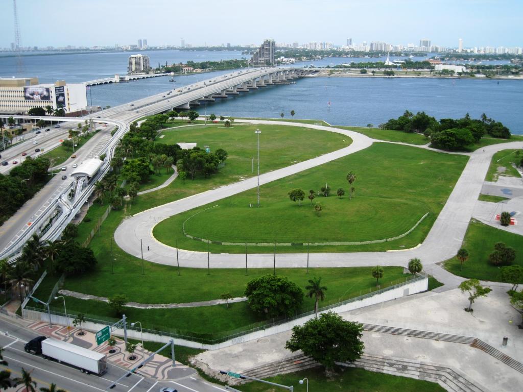 Bicentennial Park Miami 2010