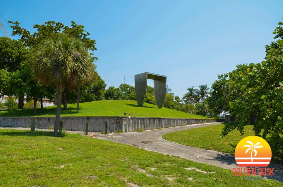 Bicentennial Park Miami
