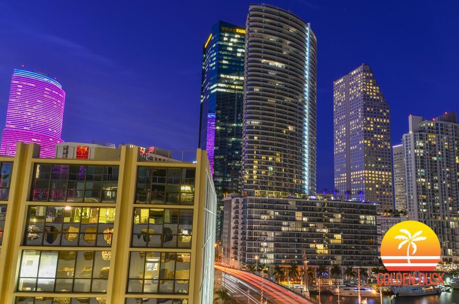 Downtown Miami 2014