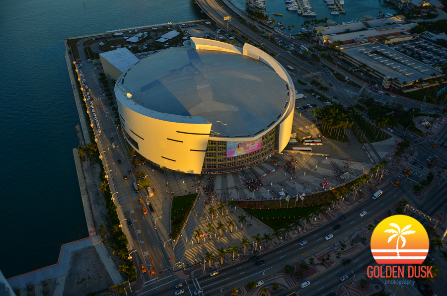 The American Airlines Arena Today